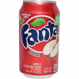 Fanta Apple 355ml
