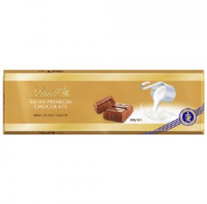 Lindt Alpenvollmilch Extra 300g