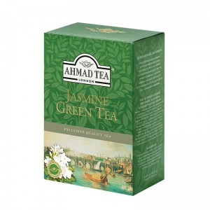 Ahmad Jasmine Green Tea 100g