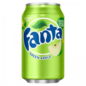 Fanta Green Apple 355 ml okazja