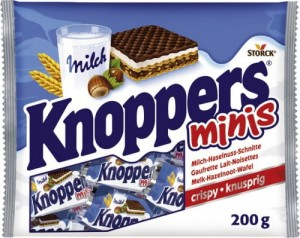 Storck Knoppers Minis 10x200g