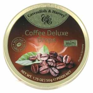 Cavendish&Harvey Coffee Deluxe Drops 50g