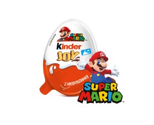 Kinder Joy SUPER MARIO 20G
