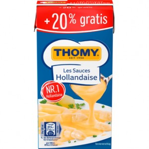 Sos Holenderski 250ml Thomy + 20% gratis