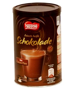 Nestle Czekolada do picia 250g