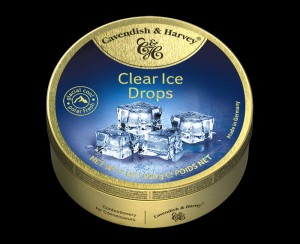 Cavendish & Harvey Clear Ice Drops 200g