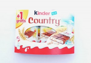 Kinder Country 9+1