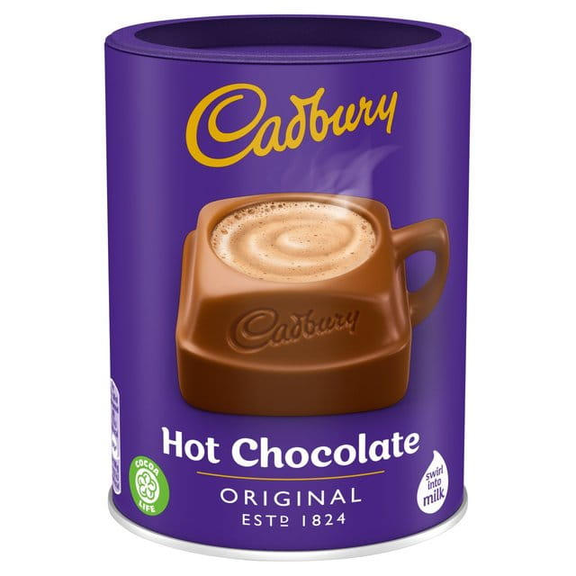 Cadbury Czekolada do Picia 175g